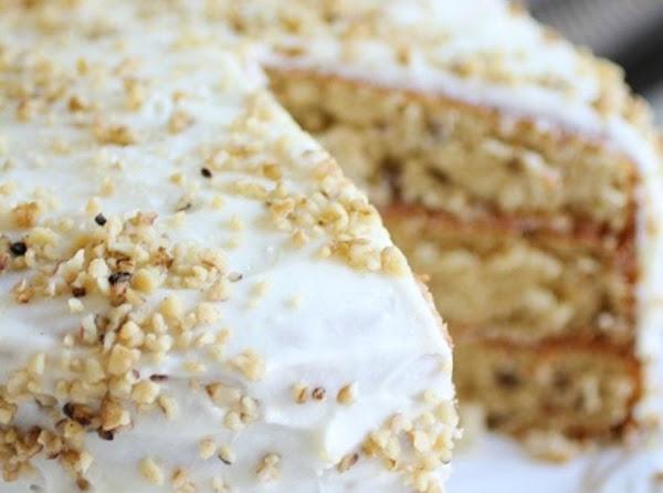 Authentic Italian Cream Cake Recipe