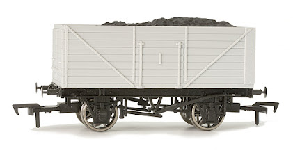 Photo: A006 8 Plank Open Wagon