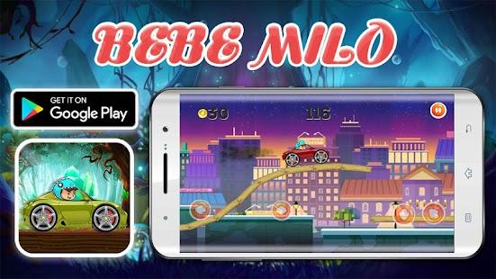 Bebe Milo Supercars Adventures - náhled