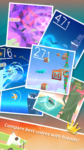 Sky Surfing 1.1.3 screenshots 5