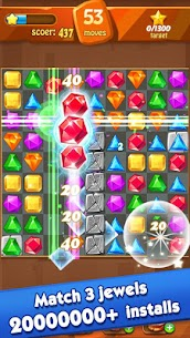 Jewels Classic – Jewel Crush Legend 1