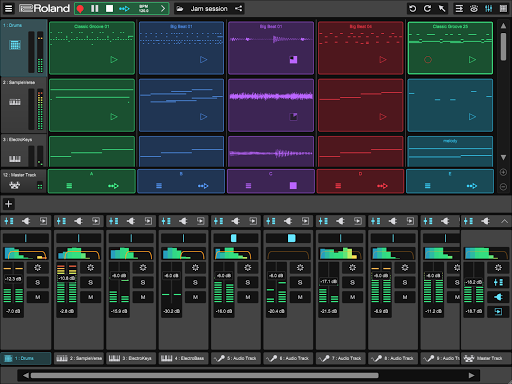 Roland Zenbeats screenshot 20