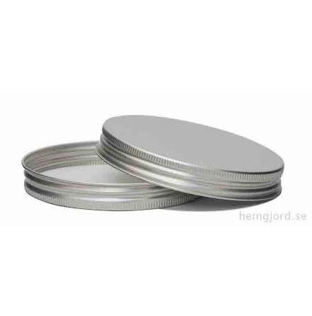 Aluminiumlock - 100 mm PET-burk