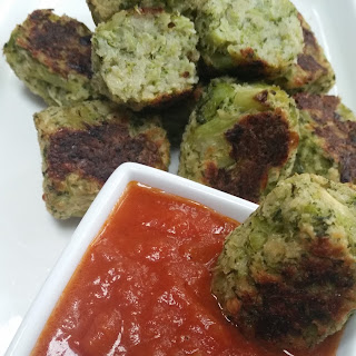 Diane's Broccoli Bites