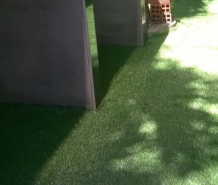nhà hàng tiệc cưới cũng tươi tắn thêm cùng thảm sân vườn