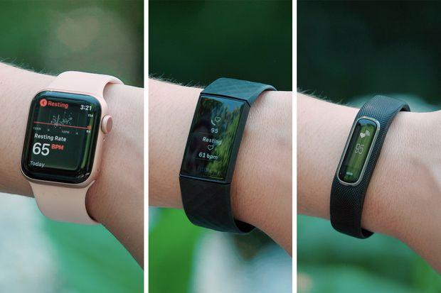 Wearables from Apple, Fitbit and Garmin are all being used in different Covid-19 studies to...