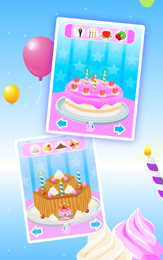 Cake Maker - Cooking Game apkpoly screenshots 7
