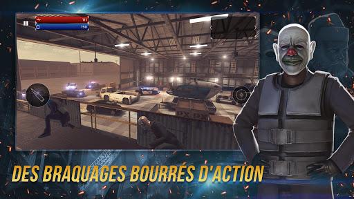 Télécharger Gratuit Armed Heist: jeu de guerre et d'action TPS APK MOD (Astuce) screenshots 1