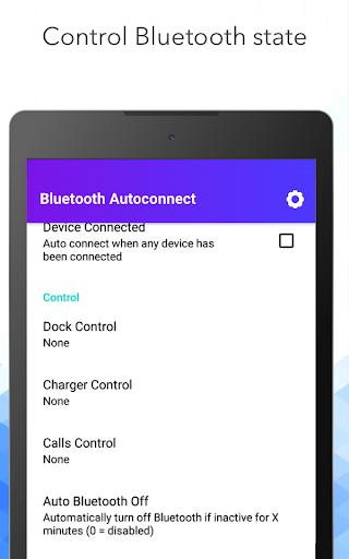 Bluetooth Auto Connect screenshot 16