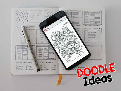 Doodle Art Ideas 1.0 screenshots 1