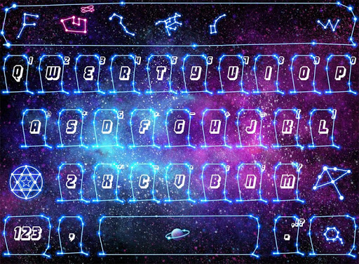 Galaxy for FancyKey Keyboard