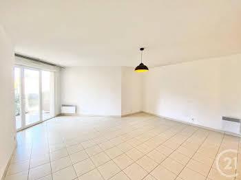 Appartement 2 pièces 54,93 m2