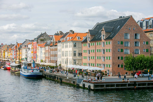 copenhagen-nyhavn.jpg - A look at the iconic buildings along the canal front in Nyhavn.