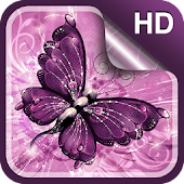 Butterfly Live Wallpaper HD