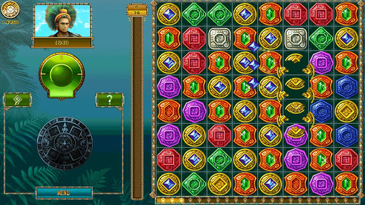 Treasures of Montezuma 2 Free  screenshots 1
