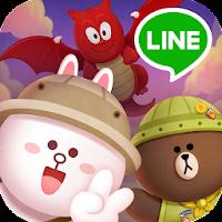 LINE バブル2-ブラウン&コニーのシューティングパズル