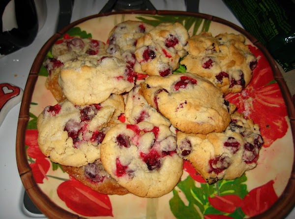 Cranberry Butter Clusters Recipe
