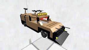 世紀末装甲車