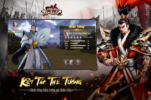 Tuyu1ec7t u0110u1ec9nh Tam Quu1ed1c - Tuyet Dinh Tam Quoc apkpoly screenshots 8
