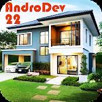 3D Home Design Ideas Icon