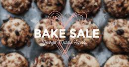 School Bake Sale - Facebook Event Cover item