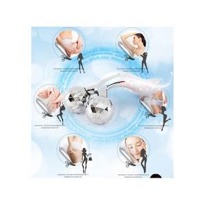 Aparat de masaj facial si corporal - 3D Massager ZL 206