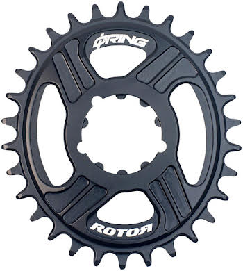 Rotor Q-Ring Boost Direct Mount Oval Chainring: SRAM Cranks alternate image 1