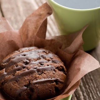Starbucks-Inspired Chocolate Brownie Muffins Recipe