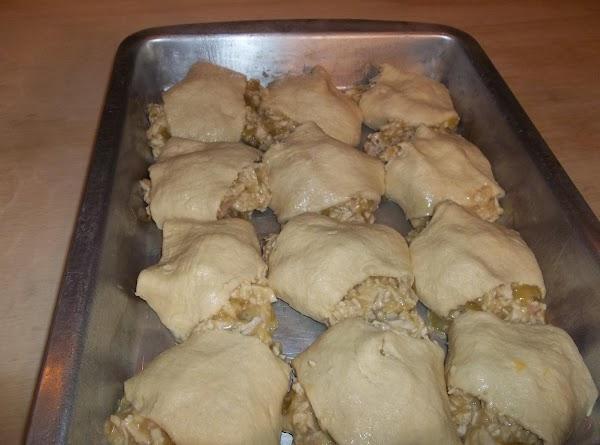 """Make 12 """"dumplings""""."""