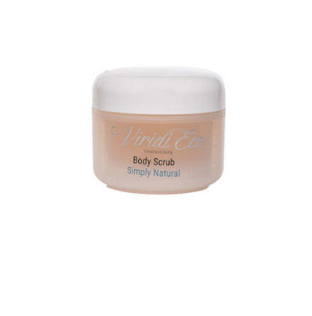 Body scrub simply natural (Travel size)