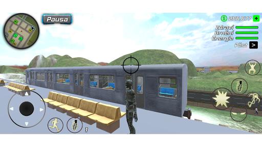 Rope Mummy Crime Simulator: Vegas Hero 1.0.1 screenshots 6