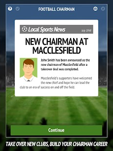 Football Chairman Pro Screenshot