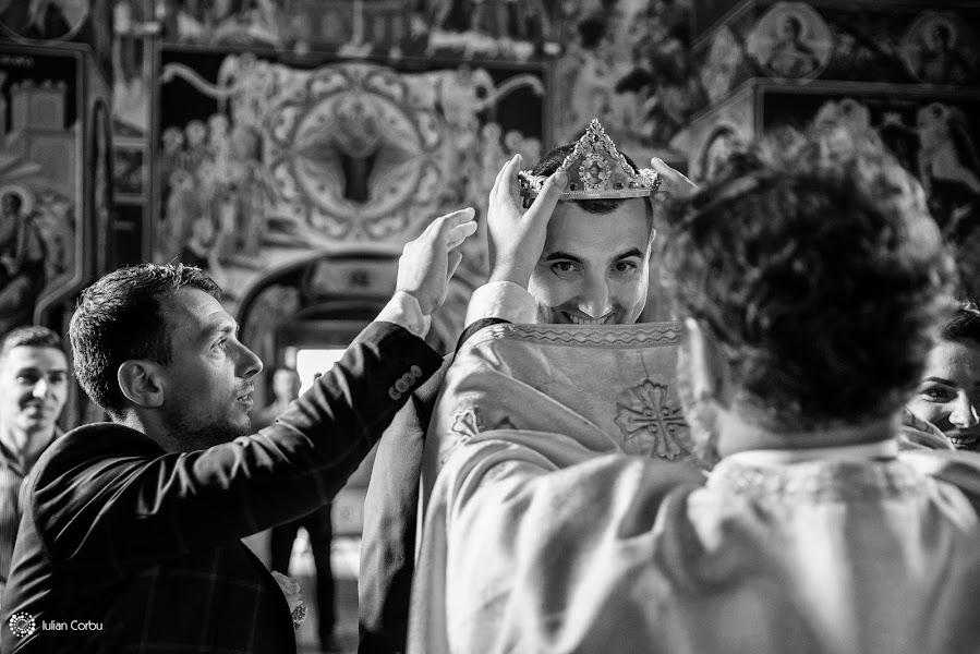 Wedding photographer Iulian Corbu (icorbu). Photo of 12.01.2019