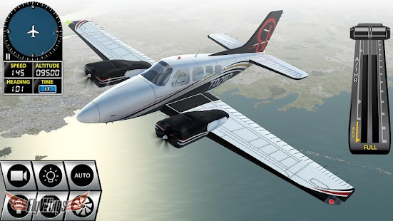 Flight Simulator X 2016 Air HD- screenshot thumbnail