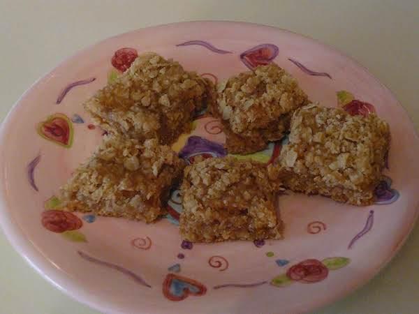 Peach Jam Bars Recipe