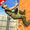 Army Training 3D: Obstacle Course + Shooting Range icon