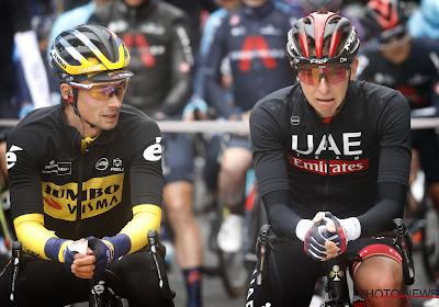 VOORBESCHOUWING:  Ineos moet nieuw duel Pogačar-Roglič voorkomen in Tour de France