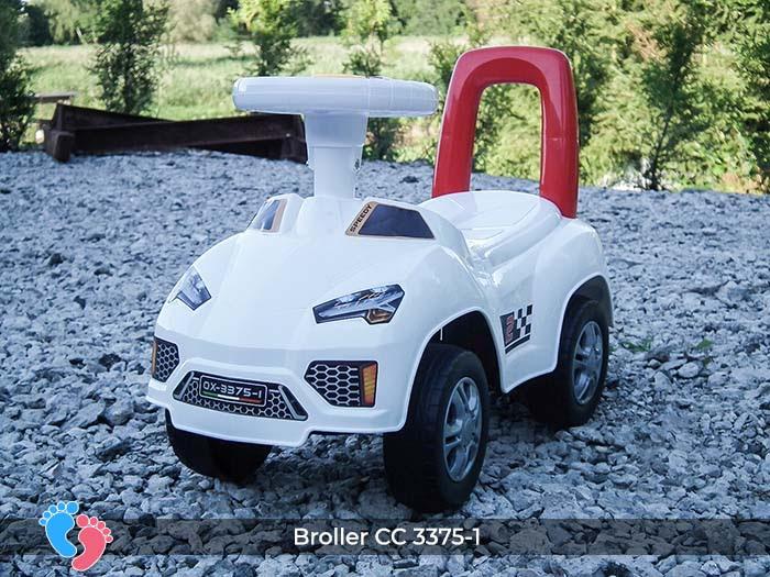 Xe ô tô chòi chân cho bé Broller CC-3375-1 có nhạc 2
