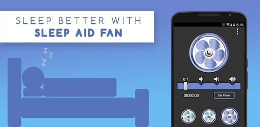 Sleep Aid Fan - White Noise Fan Background Sounds - Apps on