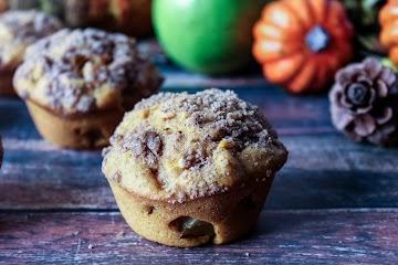 Pumpkin Apple Muffins Recipe