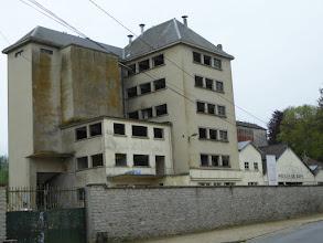 Photo: minoterie transformée en appartements dans le futur!