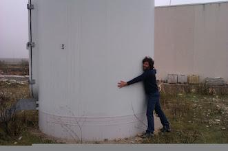 Photo: Molino de viento en La Muela