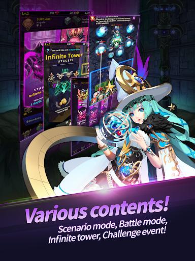 Dragon Heroes Tactics  screenshots 20