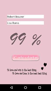 Tải Love Calculator True Love APK
