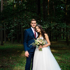 Wedding photographer Elizaveta Rachkovskaya (Rachkovskaya). Photo of 25.10.2017