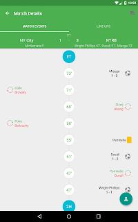 CrowdScores - Live Scores screenshot 08