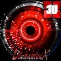 AlienRed iconpack & Next Theme icon