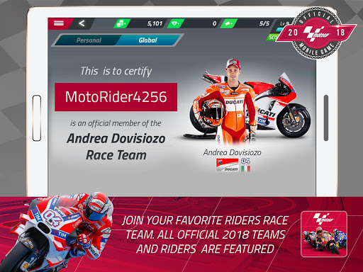 MotoGP Racing '18 3.0.0 Cheat screenshots 7