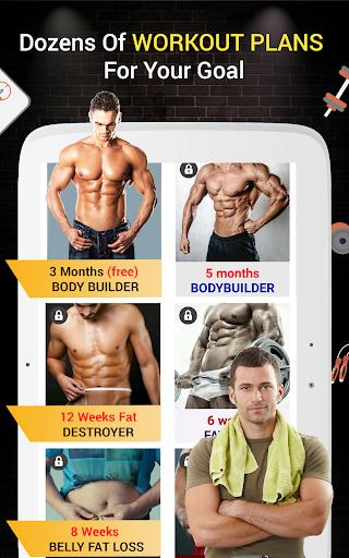 Pro Gym Workout (Gym Workouts & Fitness) 5.4 Screenshots 11