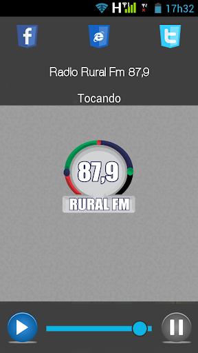 Rádio Rural Fm 87 9
